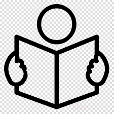 Book Black And White clipart - Reading, Book, Illustration ...